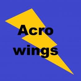 Acro wings